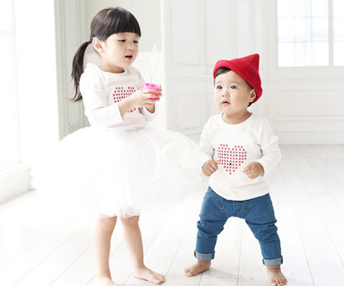 ステッチラウンド赤ちゃん長袖_15C06