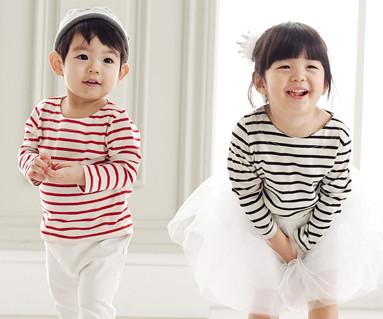ザ・デイ円形の赤ちゃん長袖_15A20