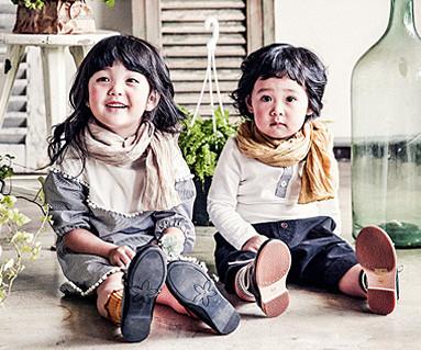 ロココファミリー赤ちゃん長袖_16C14