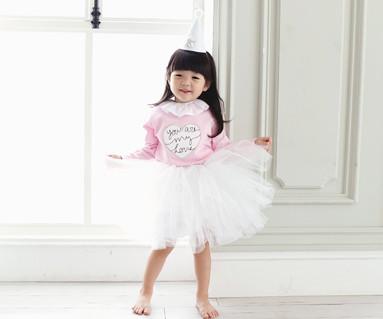 米ミーシャスカート赤ちゃん_14A17