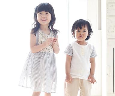 ウィドゥミ赤ちゃんショートTシャツ_16B08K