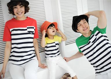 三色ダンガララウンドTショートTシャツ