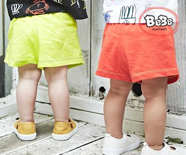 """<font color=""""ffffff"""">[家族半袖Tシャツ&ファミリールック] <br></font>ネオンハーフパン19B11 /子供服、子供服、キッズルック"""