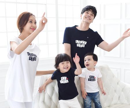 美闘士家族ショートTシャツ